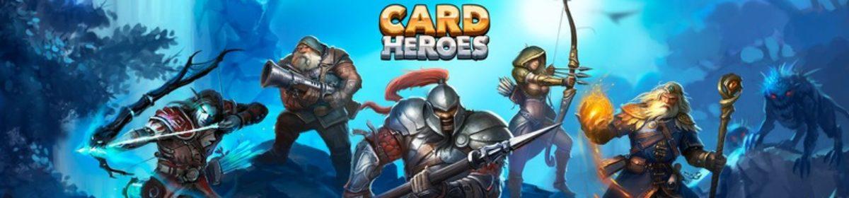 Всё о Card Heroes, прохождение, видео, гайды